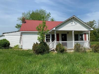 Cookeville TN Single Family Home For Sale: $133,000