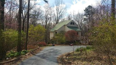Monterey Single Family Home For Sale: 249 Cumberland Cove Road
