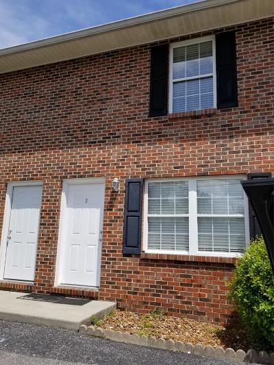 Cookeville Single Family Home For Sale: 1273 Carolina Ave #2