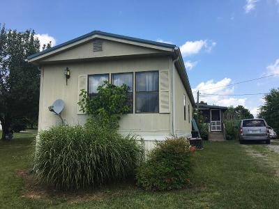 Sparta Single Family Home For Sale: 1138 Browntown Road