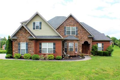 Cookeville Single Family Home For Sale: 4813 River Bend Ct.