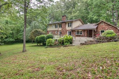 Cookeville Single Family Home For Sale: 1936 Forest Cir