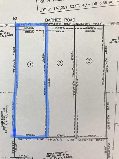 Cookeville TN Residential Lots & Land For Sale: $34,390