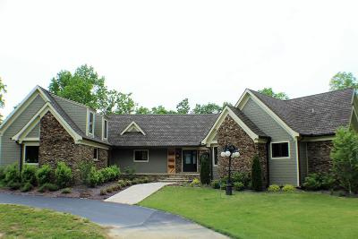 Crossville TN Single Family Home For Sale: $795,000