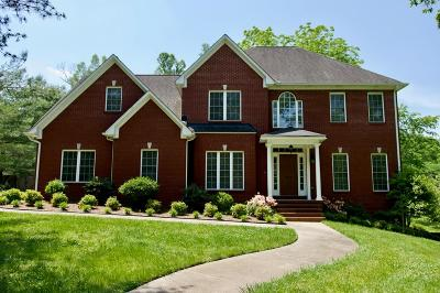 Cookeville Single Family Home For Sale: 504 Saddle Lane