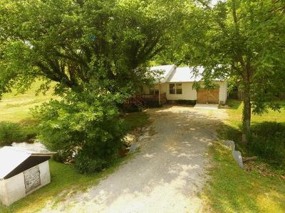 Gainesboro Single Family Home For Sale: 2231 Old State Route 85