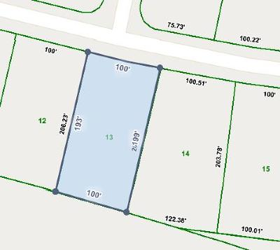 Residential Lots & Land For Sale: 2684 Park West Dr.
