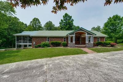 Cookeville Single Family Home For Sale: 1226 Tanasi Trl