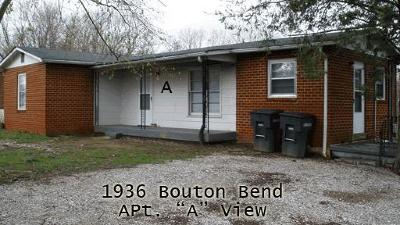 Cookeville Single Family Home For Sale: 1936 Bouton Bnd