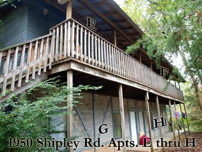 Cookeville Single Family Home For Sale: 1950 Shipley Rd