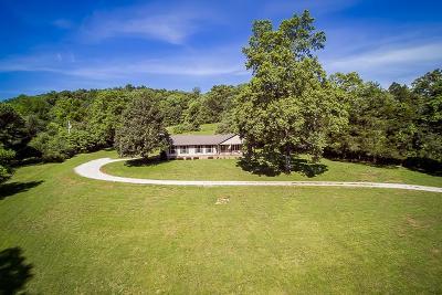Livingston Single Family Home For Sale: 1815 Upper Hilham Rd