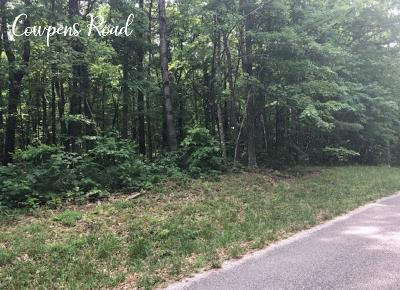 Cumberalnd Cove, Cumberland Cove, Cumberland Cove ., Cumberland Cove, A Vast Wooded Subdivision On The Plateau Between Cookeville And, Cumberland Cove Iv, Cumberland Cove Unit, Cumberland Cove Unit 2, Cumberland Cove Unit Lii Residential Lots & Land For Sale: 00 Cowpens Road