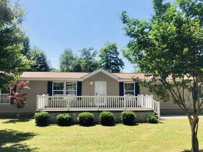 Sparta Single Family Home For Sale: 258 Corolla Road