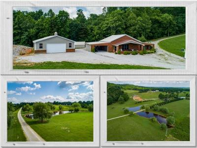 Allons Single Family Home For Sale: 521 Summer Shade Road