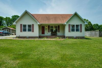 Cookeville Single Family Home For Sale: 1635 Canada Flatt Road