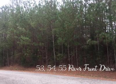 Residential Lots & Land For Sale: 53,54,55 River Front Drive
