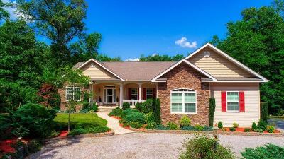 Monterey Single Family Home For Sale: 701 White Oak Rd