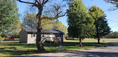 Cookeville Single Family Home For Sale: 4071 Eaton Road
