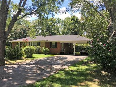 Cookeville Single Family Home For Sale: 137 Poplar Springs