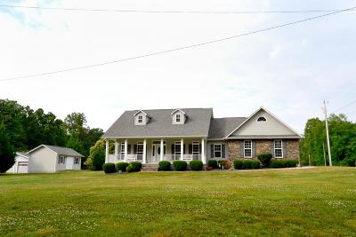 Crossville Single Family Home For Sale: 23 Chapel Hill Drive