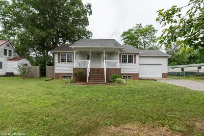Monterey Single Family Home For Sale: 305 E Price Avenue