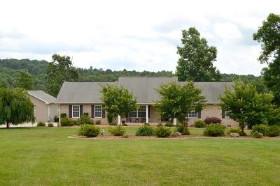 Crossville Single Family Home For Sale: 800 Sunset Ridge Drive