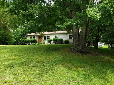 Cookeville Single Family Home For Sale: 135 Hunter Ave
