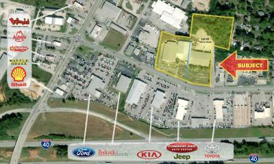 Cookeville, Baxter Residential Lots & Land For Sale: 1555 Interstate Drive