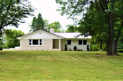 Cookeville Single Family Home For Sale: 1505 Bilbrey Park Dr