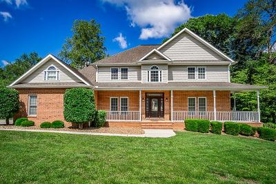Cookeville Single Family Home For Sale: 3609 Tolbert Drive
