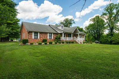 Sparta Single Family Home For Sale: 405 Van Elrod Road