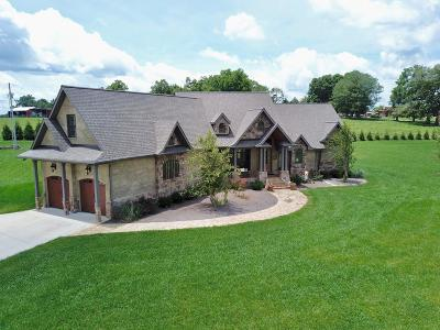 Sparta Single Family Home For Sale: 2415 Old Cookeville Road