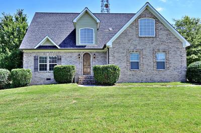 Cookeville Single Family Home For Sale: 4613 Plantation Lane