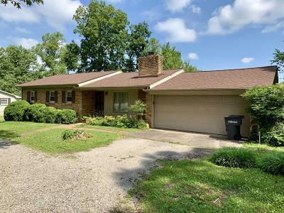 Cookeville Single Family Home For Sale: 1629 West Broad Street