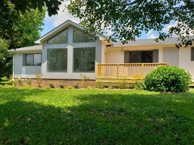 Cookeville Single Family Home For Sale: 1174 Belmont Dr.