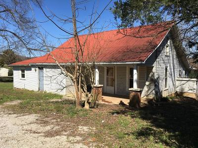 Livingston Single Family Home For Sale: 711 College St
