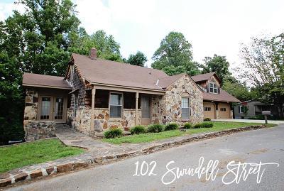 Sparta Single Family Home For Sale: 102 Swindell Street