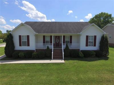 Cookeville TN Single Family Home For Sale: $192,000