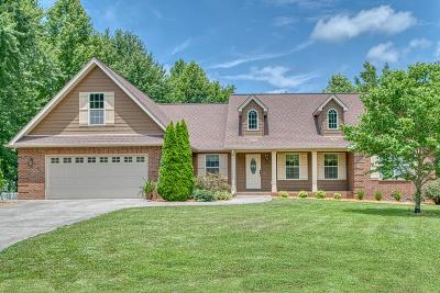 Cookeville Single Family Home For Sale: 906 Evelyn Ct.