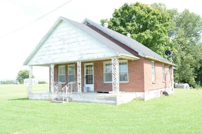 Livingston Single Family Home For Sale: 632 Hardys Chapel