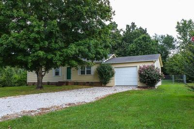 Cookeville Single Family Home For Sale: 2305 Amber Meadows Rd.