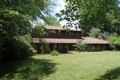 Cookeville Single Family Home For Sale: 1326 Sherwood Lane