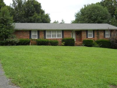 Sparta Single Family Home For Sale: 311 Sugar Hill Dr