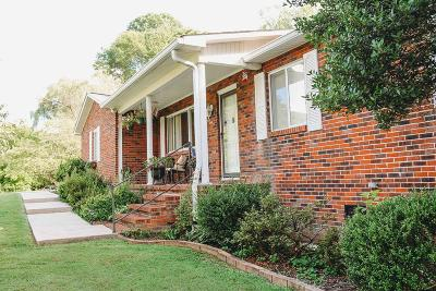 Cookeville Single Family Home For Sale: 3083 Bayshore Dr