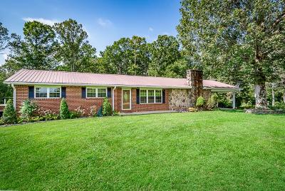 Baxter Single Family Home For Sale: 10019 Cookeville Boatdock Road