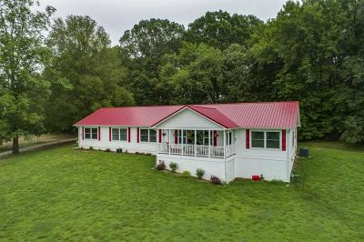 Cookeville Single Family Home For Sale: 4171 Gainesboro Grade