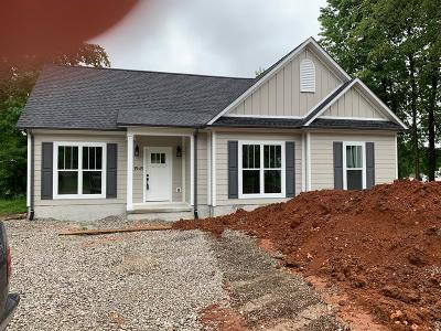 Cookeville Single Family Home For Sale: 1945 Freehill Rd