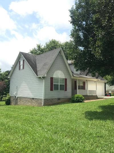 Cookeville Single Family Home For Sale: 4333 Somerset Drive