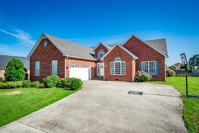 Cookeville Single Family Home For Sale: 4369 Big Orange Drive
