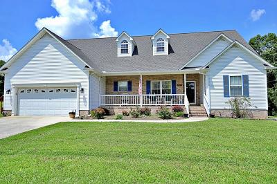 Cookeville Single Family Home For Sale: 2125 Buffalo Valley Road